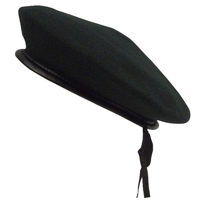 Rothco - Wool Monty Beret - Black