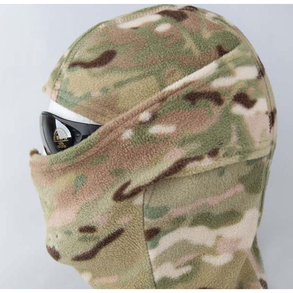 Emerson - Fleece Warmer Hood - Multicam