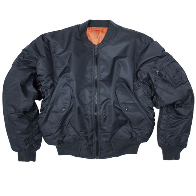 Sturm - US Dark Blue Teesar MA1 Flight Jacket