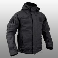 TEXAR - CONGER Jacket - Black