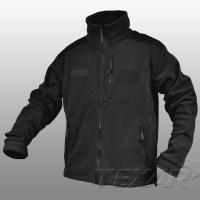 TEXAR - Fleece jacket ECWCS II - Black