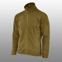 TEXAR - Fleece jacket CONGER - Coyote