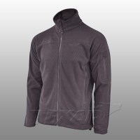 TEXAR - Fleece jacket CONGER - Grey