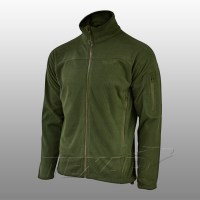 TEXAR - Fleece jacket CONGER - Olive