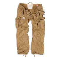 Surplus - Premium Vintage Trousers - Beige Washed
