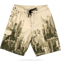 Шорты Liquid Blue - Big City Tan Board Shorts