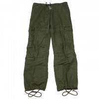 Rothco - Womens Vintage Paratrooper Fatigue Pants - Olive Drab