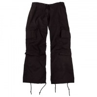 Rothco - Womens Vintage Paratrooper Fatigue Pants - Black