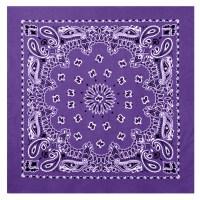 Rothco - Large Trainmen Bandanas 27 Inch - Purple