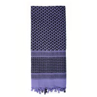 Rothco - Lightweight Shemagh Tactical Desert Scarves - Purple