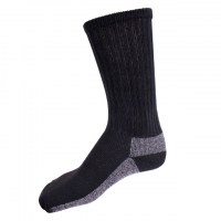 Rothco - Chukka Marino Wool Boot Socks - Black