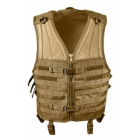 Rothco - MOLLE Modular Vest - Coyote Brown