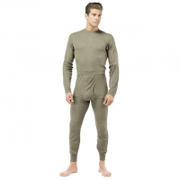 Rothco - Gen III Silk Weight Underwear Top - Foliage Green