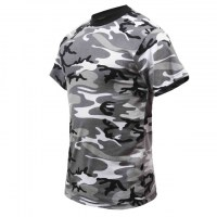 Rothco - Kids Camo T-Shirts - City Camo