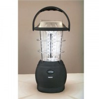 Rothco - 36-Bulb LED Solar and Handcrank Lantern