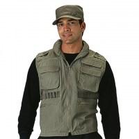 Rothco - Olive Drab Vintage Ranger Vest
