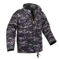 Rothco - M-65 Field Jacket - Subdued Urban Digital