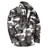 Rothco - M-65 Field Jacket wLiner - City Camo