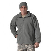 Rothco - Military ECWCS Polar Fleece Jacket FG
