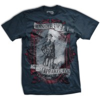 Ranger Up - We are all Militia Ultra-Thin Vintage