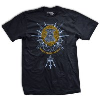 Ranger Up - Davy Jones Golden Shellback Normal-Fit T-Shirt