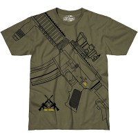 7.62 Design - Get Some - Military Green