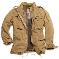 Surplus - Regiment M65 Jacket - Beige Washed
