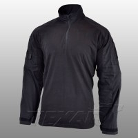 TEXAR - Combat shirt - Black