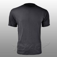 TEXAR - T-shirt  - Black