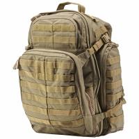 5.11 Tactical - RUSH72 Backpack - Sandstone