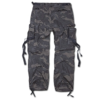 Brandit - M65 Vintage Trouser - Dark Camo