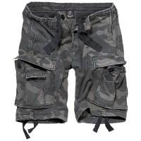 Brandit - Vintage Classic Shorts - Dark Camo