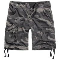 Brandit - Urban Legend Shorts - Dark Camo