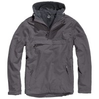 Brandit - Windbreaker - Anthracite