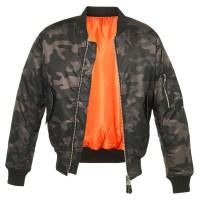 Brandit - MA1 camo Jacket - Dark Camo