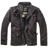 Brandit - Britannia Winter Jacket - Black