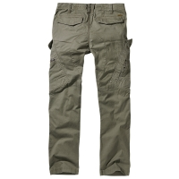 Brandit - Adven Slim Fit Trousers - Olive