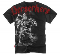 Dobermans - Berserkers T-shirt TS127 - Black