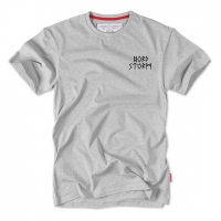 Dobermans - Nord Storm T-shirt TS84 - Grey