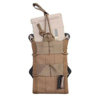 Emerson - Double Modular Rifle Magazine Pouch - Coyote Brown