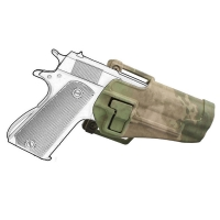 Emerson - Quickly Pistol Holster for: 1911 - Multicam