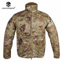 Emerson - SoftShell Windbreaker Jacket - Multicam