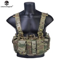 Emerson - MF Style UW IV Chest Rig - Multicam