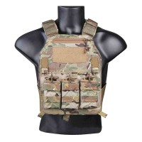 Emerson - 419 PLate Carrier - Multicam