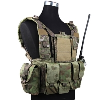 Emerson - RRV Tactical Vest W/Pouchs Set - Multicam