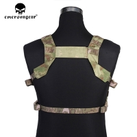 Emerson - EASY Chest Rig - A-tacs FG