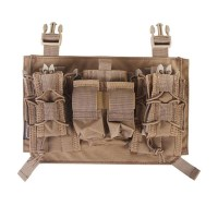 Emerson - Modular assaulters panel - Coyote Brown