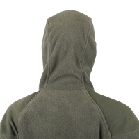 Helikon-Tex - CUMULUS Jacket - Heavy Fleece - Olive Green