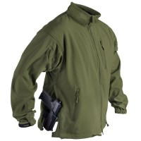 Helikon-Tex - Jackal Soft Shell Jacket - Olive Green