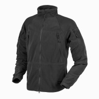 Helikon-Tex - STRATUS Jacket - Heavy Fleece - Black